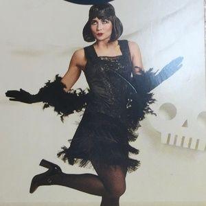 Hyde & Eek Boutique Womens Flapper Costume Dress